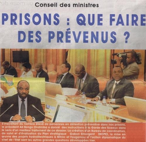 gabon,ali bongo,libreville,paris,france,bénin,sénégal,cameroun,congo,togo,mali,centrafique